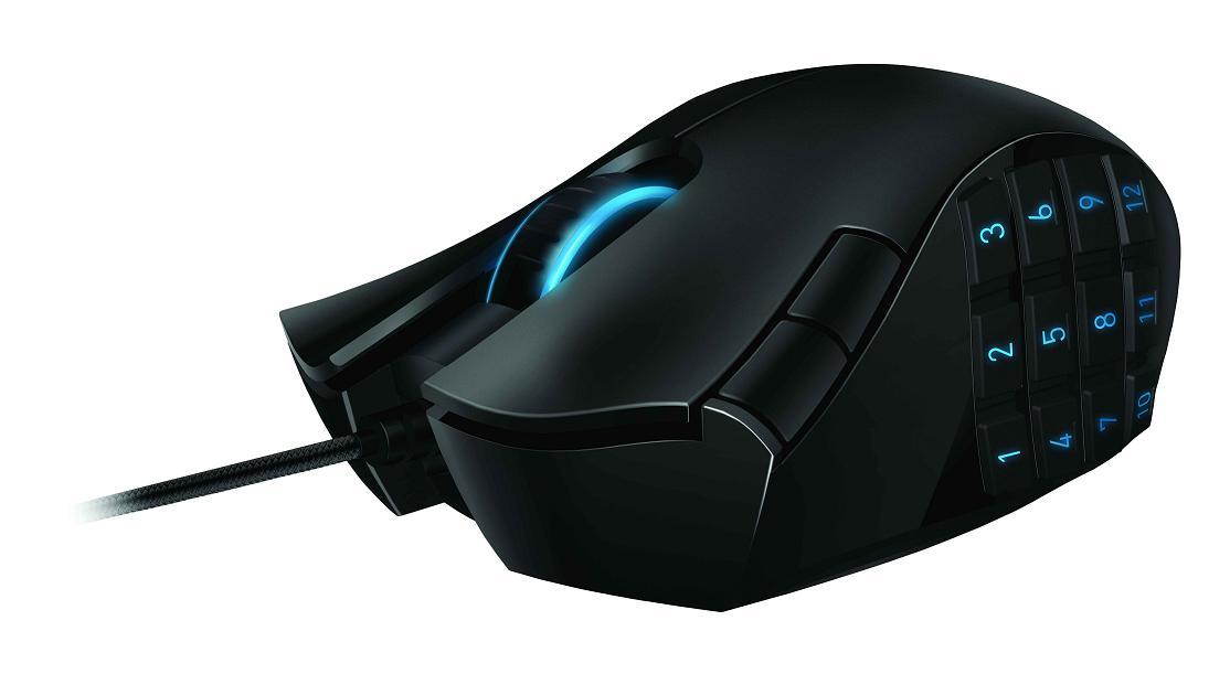 MMORPG 専用マウス「Naga 」 AILA Online:アイラオンライン 日本で初めてプ